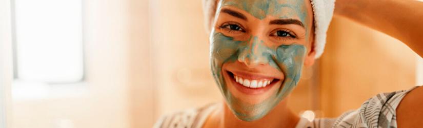 Produtos naturais para hidratar a pele