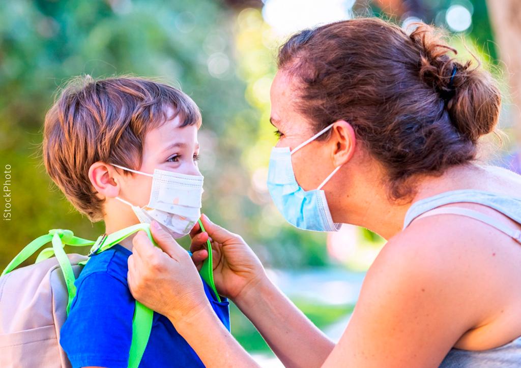 Faça boas escolhas para o lanche e mantenha o organismo do seu filho saudável.