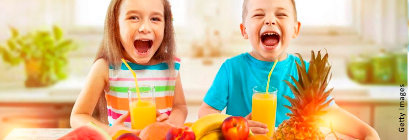 Vitaminas que melhoram a imunidade das crianças