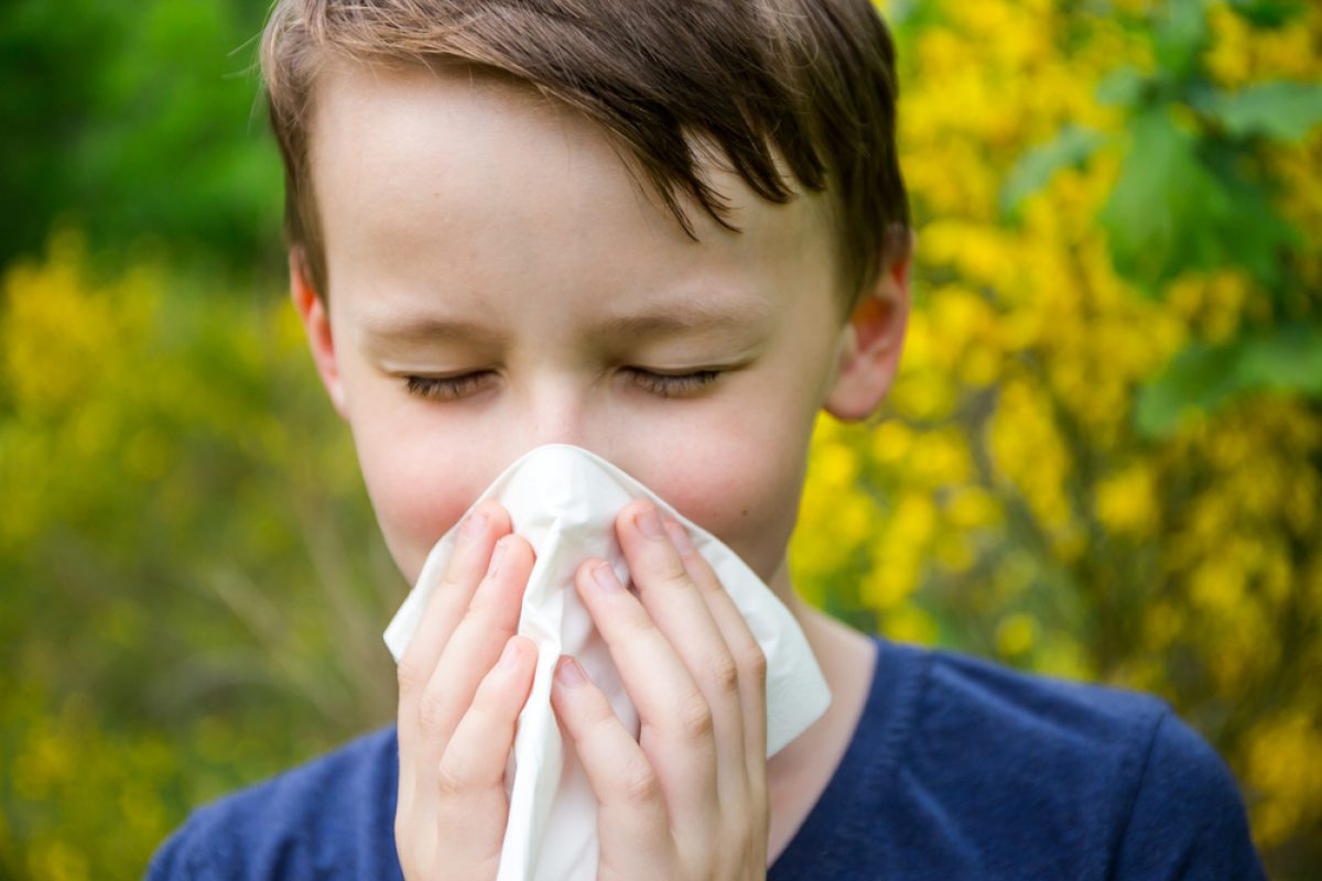 Primavera e os problemas respiratórios